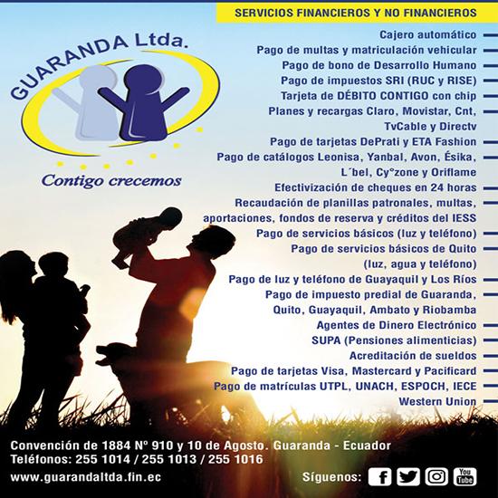 190675360 IMPLEMENTACIÓN DE NUEVOS SERVICIOS FINANCIEROS Y NO FINANCIEROS.